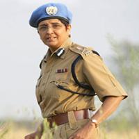 भारत की प्रथम महिला पुलिस अधिकारी-किरन बेदी
