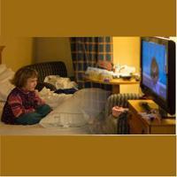 टी.वी देखकर बच्चों को हो सकती है भयंकर बीमारियां