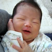 नयी जन्मी बच्ची के नाम