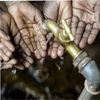 पीने के पानी को तरसते लोग